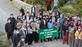 MHP Alanya: HES bölgeye zarar verir!