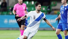 Moldova - Yunanistan maç sonucu: 0-2 | Bakasetas şov!