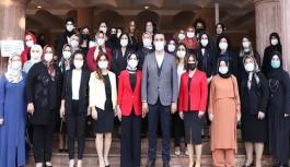Toklu'dan Başkan Güvenç ve yeni yönetimine tebrik