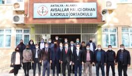 AK Partili Toklu'dan nitelikli eğitime büyük önem!