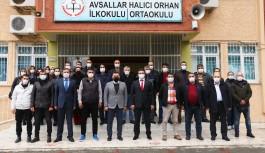 Alanya'da Başkan Yücel'den o mahalleye okul sözü