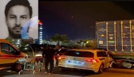 Alanya'da trafik kazası: 1 ölü!