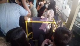 Alanya halk otobüslerinde virüs kol geziyor. Büyükşehir nerede!