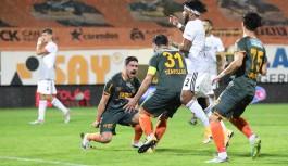 Alanyaspor 2-Beşiktaş 1