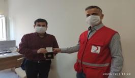 Dr. Tevfik Yazan'a madalya!