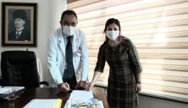 Gazetecilerin sağlığı Başkent'e emanet