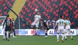 Gaziantep FK 3-1 Alanyaspor