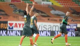 İşte Alanyaspor'un Beşiktaş karşısında kazandığı penaltı pozisyonu!.