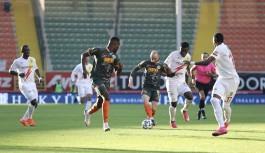 Maç sonucu Alanyaspor 1-1 Malatyaspor