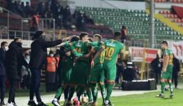 7 gollü düelloda zafer Alanyaspor'un!