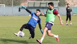 Alanyaspor'da Fenerbahçe hazırlıkları başladı