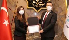ALKÜ'de ilk kursiyerler sertifikalandı