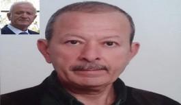 Esnaf Odası Başkanı Nuri Demir'in acı günü