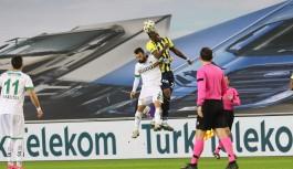 Fenerbahçe 2-1 A. Alanyaspor