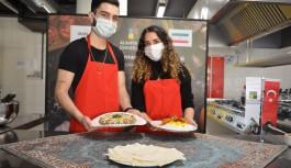 HEP'te dünya mutfağı örnekleri tanıtılıyor