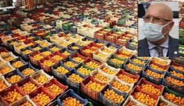 Subaşı; 'Portakalda analiz bahane amaç ihracatı engellemek'