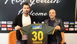Alanyaspor, Serkan Kırıntılı ile anlaştı