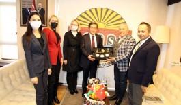 ALTSO Başkanı Şahin, Belaruslu iş insanlarını davet etti