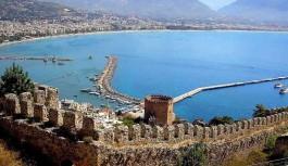 Antalya'nın ilçeleri, 43 ili geçti