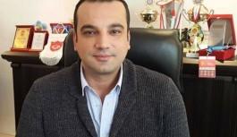 Belediyespor Kulüp Başkanı Erken'in testi pozitif çıktı