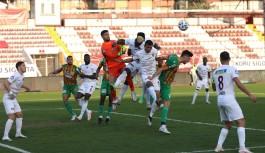 Hatayspor - Alanyaspor maç sonucu: 0-0