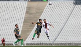 Karagümrük - Alanyaspor maç sonucu: 2-0