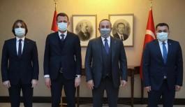 Kaymakam Ürkmezer, Ankara ziyaretini değerlendirdi