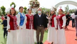 Alanya'da Nevruz bayramı kutlandı