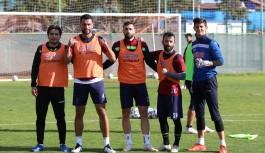 Alanyaspor'da hedef UEFA!