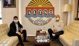 """ALTSO Başkanı Şahin """"Sağlık turizmi çok önemli"""""""
