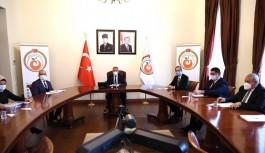 Antalya valisi: Yüksek riskli gruptayız!