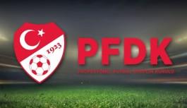 PFDK, Alanyaspor'a para cezası kesti!