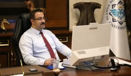Rektör Kalan Serhat şehri Antalya'yı anlattı!