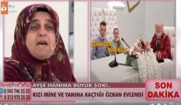 Türkiye gündemine gelen Alanyalı Mine Kılıç evlendi!