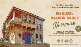 Alanya belediyesi en güzel balkon bahçeyi seçiyor!