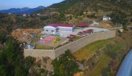 Alanya'nın doğu bölgesine kazandırılan üçüncü çok amaçlı salon