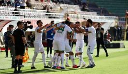 Alanyaspor - Gaziantep FK: 3-2