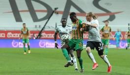 Beşiktaş - Alanyaspor maçı sonucu: 3-0
