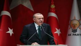 Erdoğan'dan rezervasyon açıklaması: Umut verici