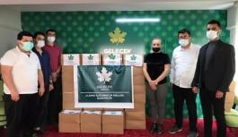 Gelecek Partisinden ramazan yardımı