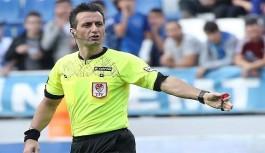İşte Alanyaspor-Gaziantespor maçının hakemi!