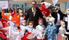 LÖSEV sağlık kenti'nden 23 Nisan coşkusu