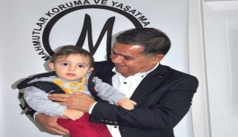 Ahmet Bebeğe MAHKOD 'dan Kermes