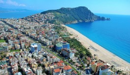 Antalyanın en kıymetli ilçeleri. 6 bin 74 lirayla Alanya takip ediyor!