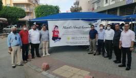 İyi Parti, Ahmet Bebek için Alanya'da tek yürek oldu