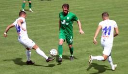 Kestelspor:2- Muğlaspor:2