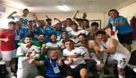 Rizespor U19 - Alanyaspor U19: 1-3