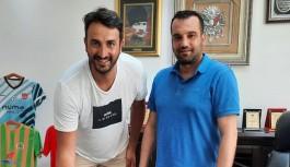 Alanya Belediyespor'a yeni antrenör
