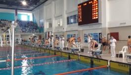 Alanya'da 154 sporcu yarıştı