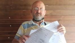 Alanya'da emeklinin OGS isyanı